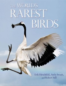 """The World's Rarest Birds"" av Erik Hirschfeld, Andy Swash & Robert Still."