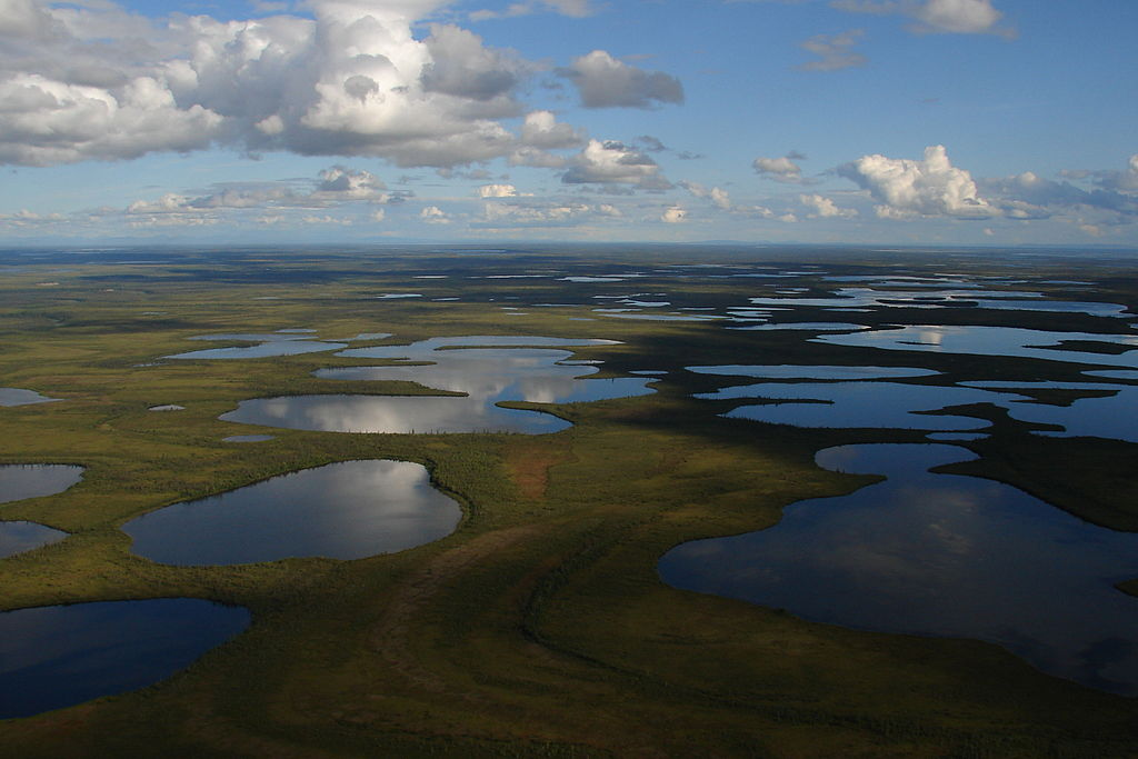 Vontuts nationalpark i Kanada. Foto: Chris Kyrzyk via Wikimedia