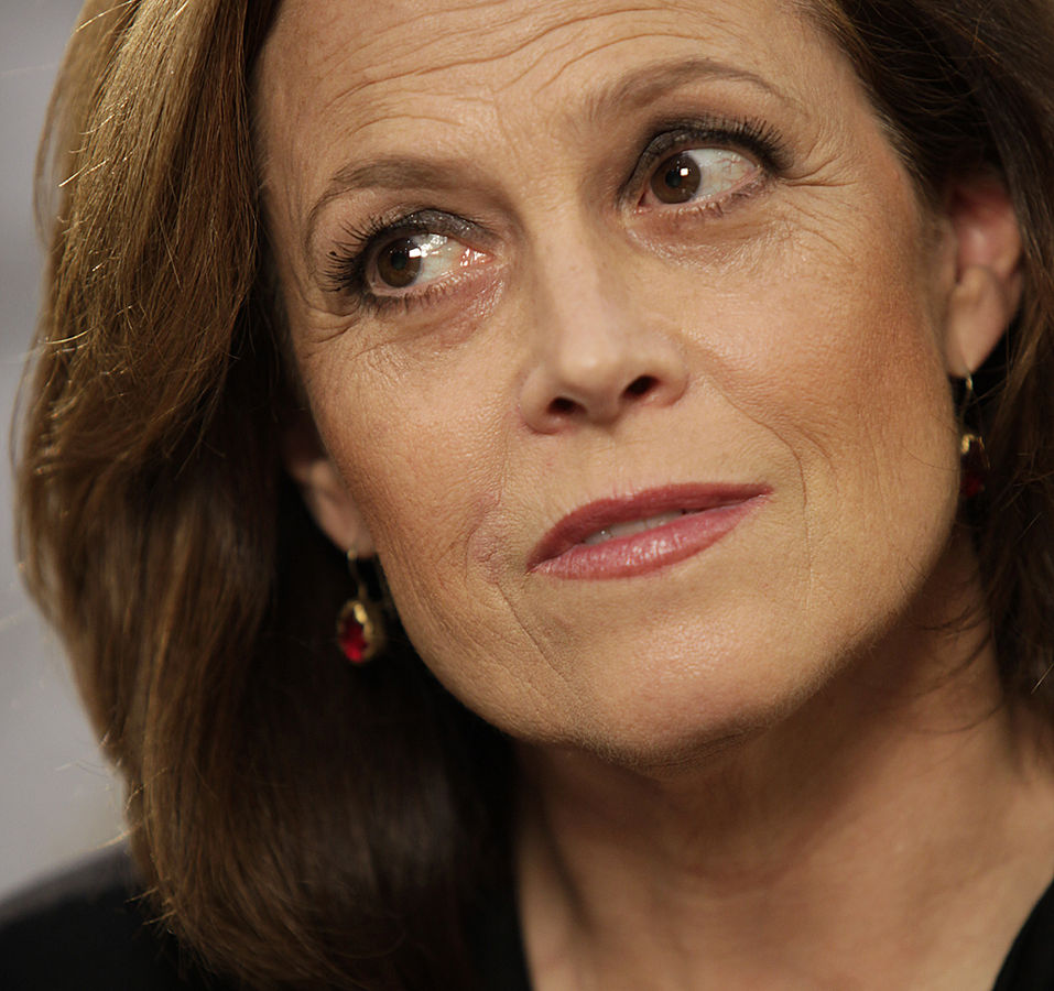 Sigourney Weaver. Foto: Ivan Bessedin via Flickr, CC BY 2.0, https://commons.wikimedia.org/w/index.php?curid=17089710
